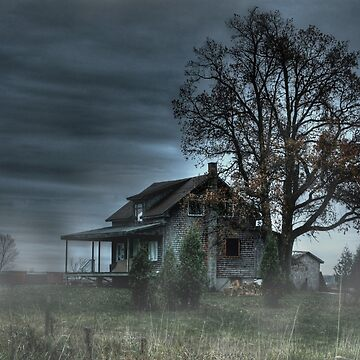 Spooky House by johnny55