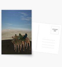 Three Kings Postcards