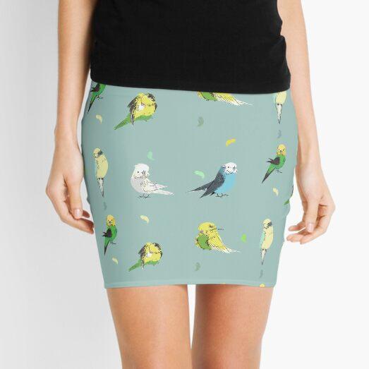 Peep Peep! Mini Skirt