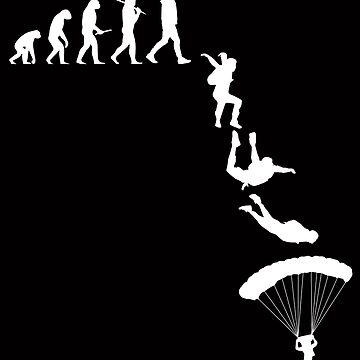 evolution Skydiving skydiver by mcko2704