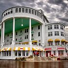 The Grand Hotel 2 by Kathy Weaver