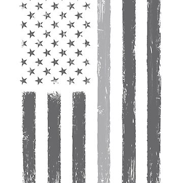Correctional Officer Thin Silver Line by common-node