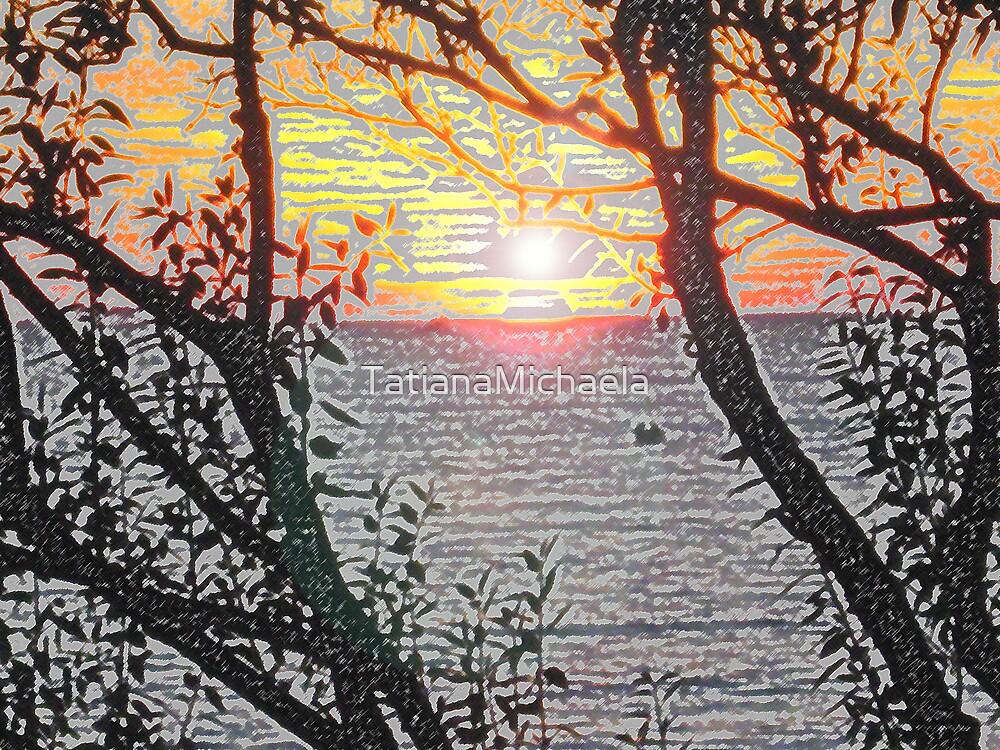 SUNSET GAME by TatianaMichaela