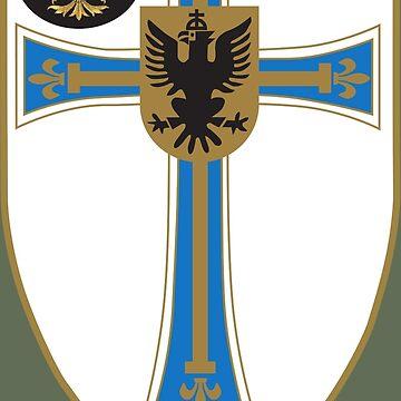 """Jägerbataillon Wien 1 """"Hoch- und Deutschmeister"""" - Austrian Bundesheer by wordwidesymbols"""