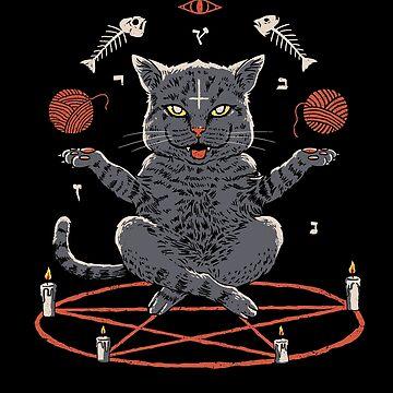 Devious Cat by vincenttrinidad