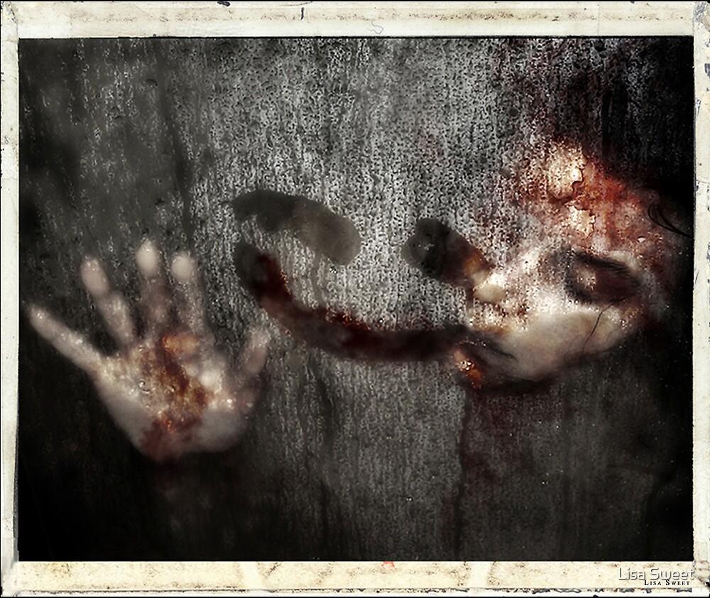 Alone I bleed by Lisa Sweet