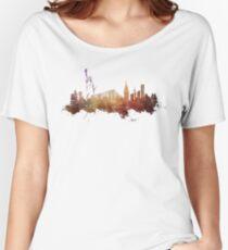 New York City - skyline Women's Relaxed Fit T-Shirt