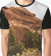Double O Arch - Maybe - 1 © Graphic T-Shirt