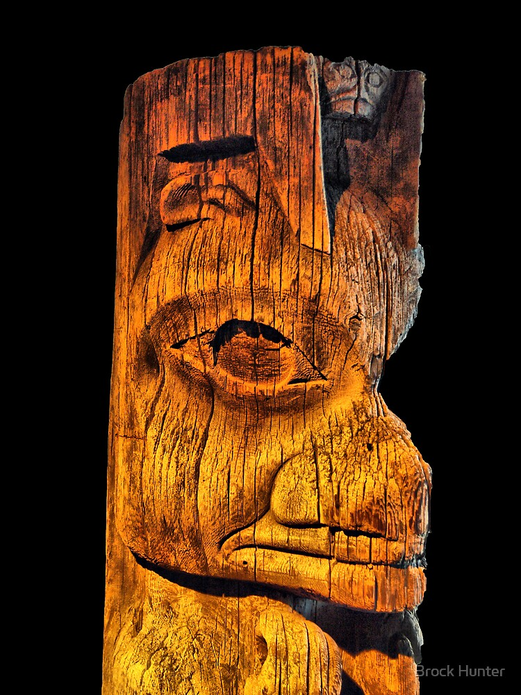 totem by Brock Hunter