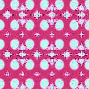 Pink Wallflower by wutz4tea