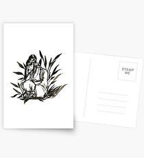 Little Kazumi Mishima Postcards