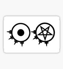 Arch enemy Sticker