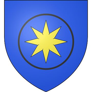 French France Coat of Arms 14782 Blason ville fr Roeschwoog Bas Rhin by wetdryvac