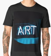 Art neon Men's Premium T-Shirt