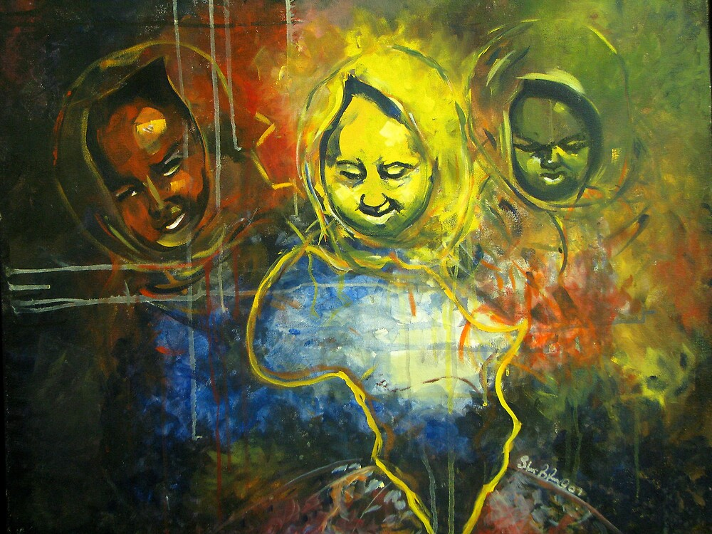 Mama Africa by boredart