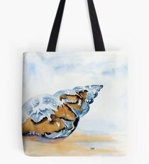 The Glass Shell Tote Bag