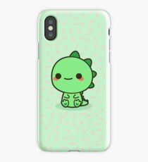 Kawaii Dinosaur iPhone Case/Skin