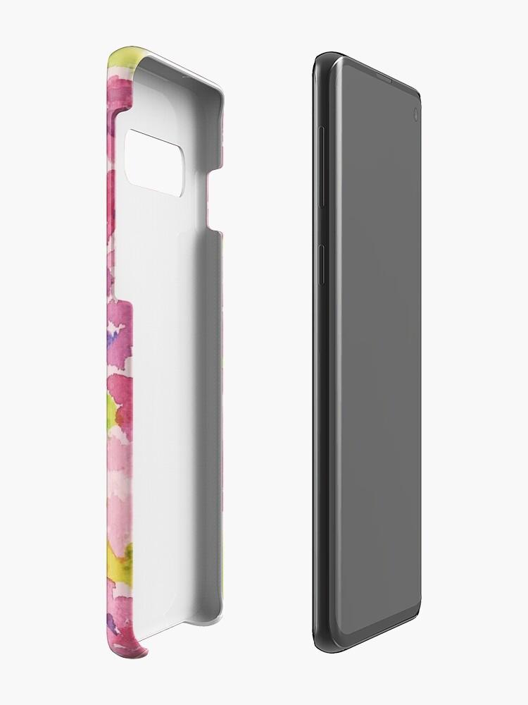 Alternate view of Larkspur Case & Skin for Samsung Galaxy
