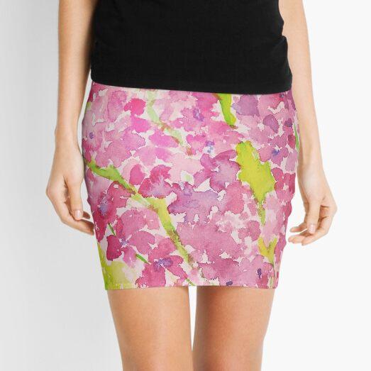 Larkspur Mini Skirt