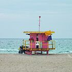 Miami Beach by Ludwig Wagner