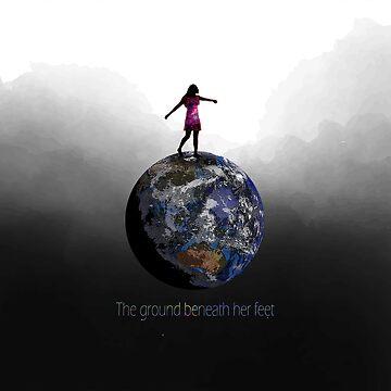 u2 the ground beneath her feet by clad63