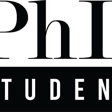 Proud PhD Student  by MagdaHanak