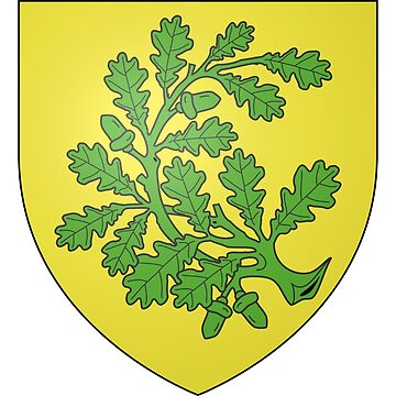 French France Coat of Arms 14786 Blason ville fr Romanswiller Bas Rhin by wetdryvac