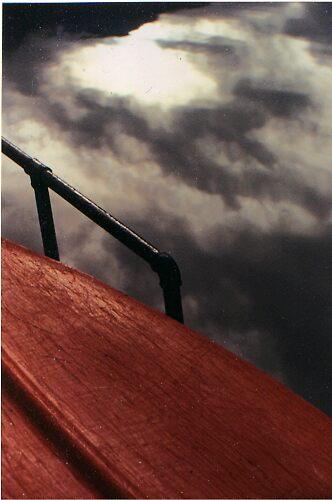 Alaska Canoe by Robin Nellist