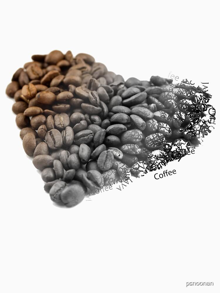 I Heart Coffee by psnoonan