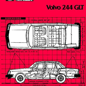 VOLVO 240 / 244 by ThrowbackMotors