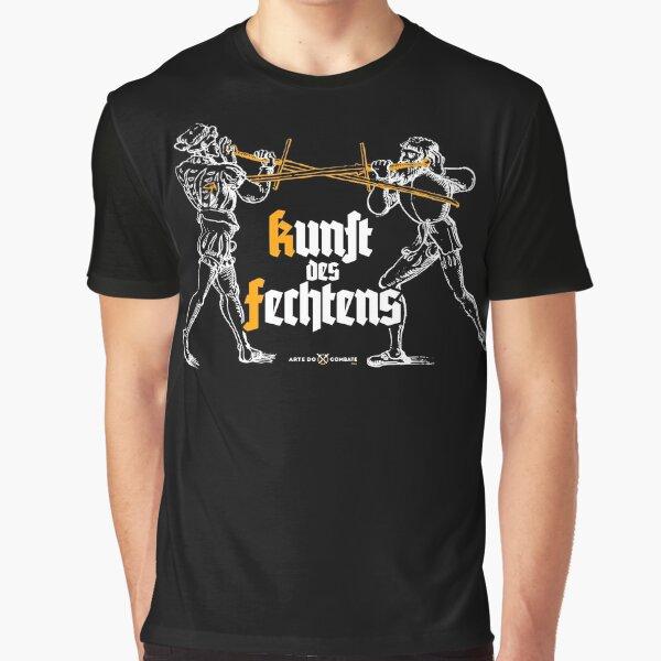 Kunst des Fechtens / Mutieren Graphic T-Shirt