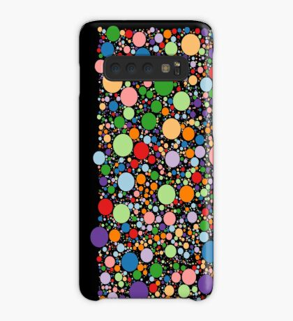 Circle Packing 206 Case/Skin for Samsung Galaxy