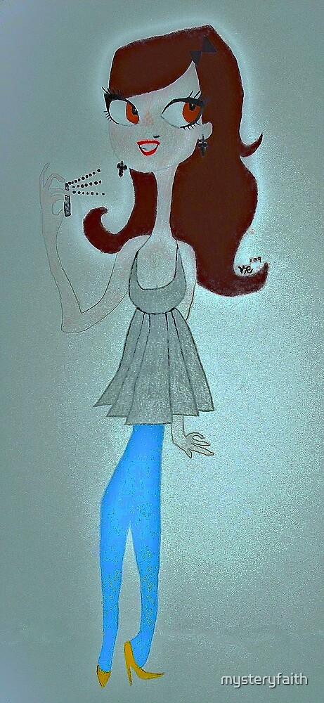 Ebony by mysteryfaith