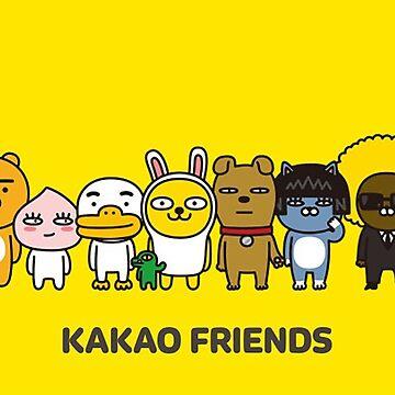 Kakao Friends 카카오프렌즈 by icdeadpixels