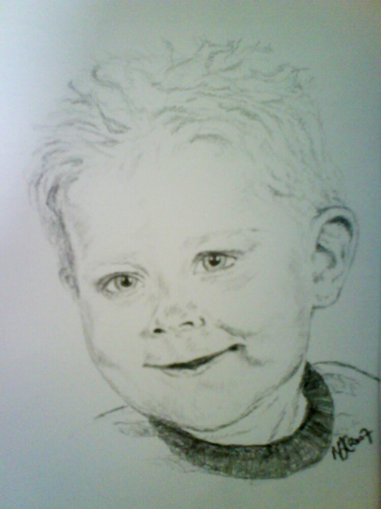 The boy. by melodie