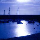 Sailing Season End by Grahame Newell