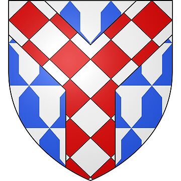French France Coat of Arms 14788 Blason ville fr Romiguières Hérault by wetdryvac