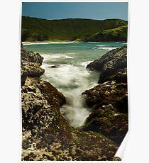 Northland beach Poster