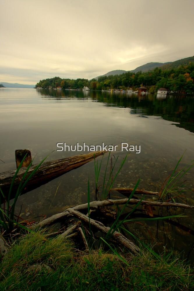 Lake George, NY by Shubhankar Ray