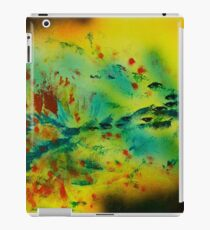 Shoaling Surveillance Fish iPad Case/Skin