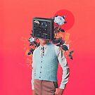 Phonohead by Frank  Moth