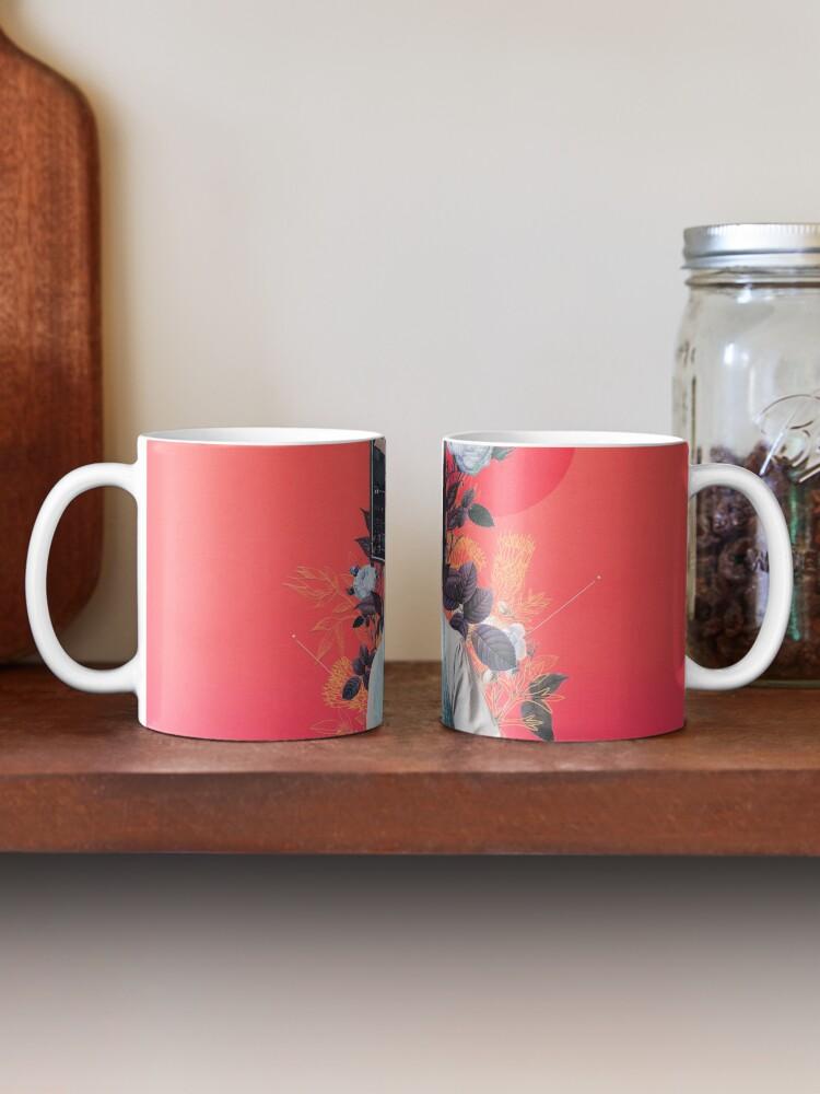 Alternate view of Phonohead Mug