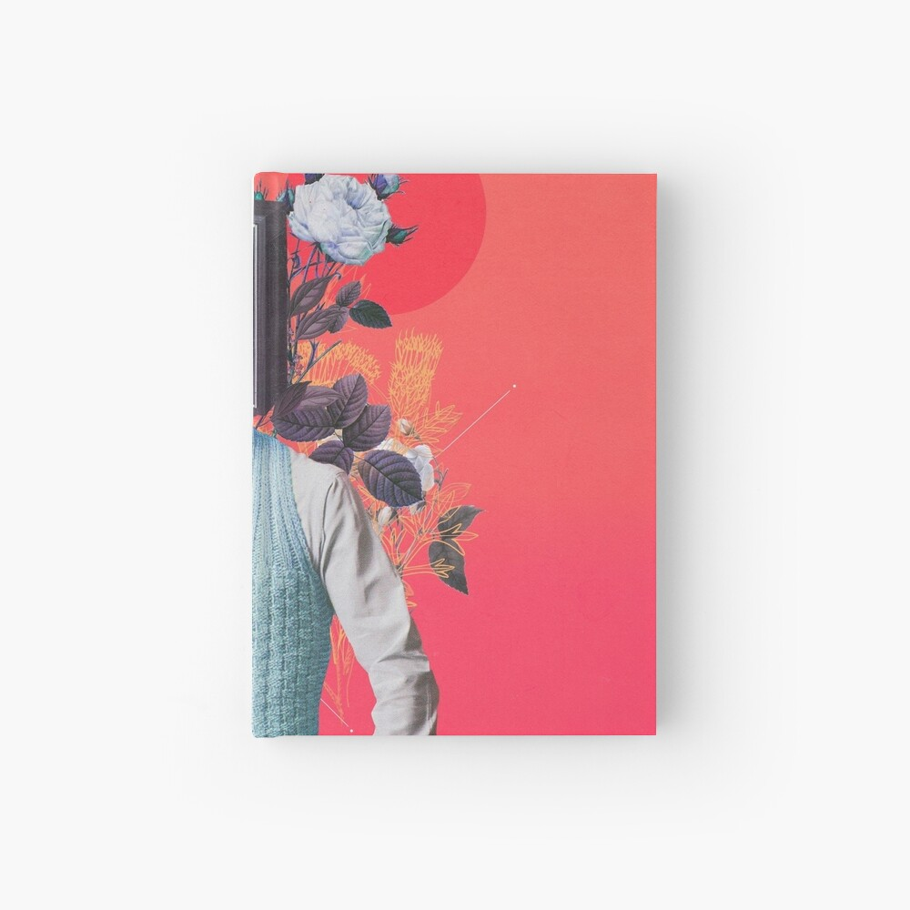 Phonohead Hardcover Journal