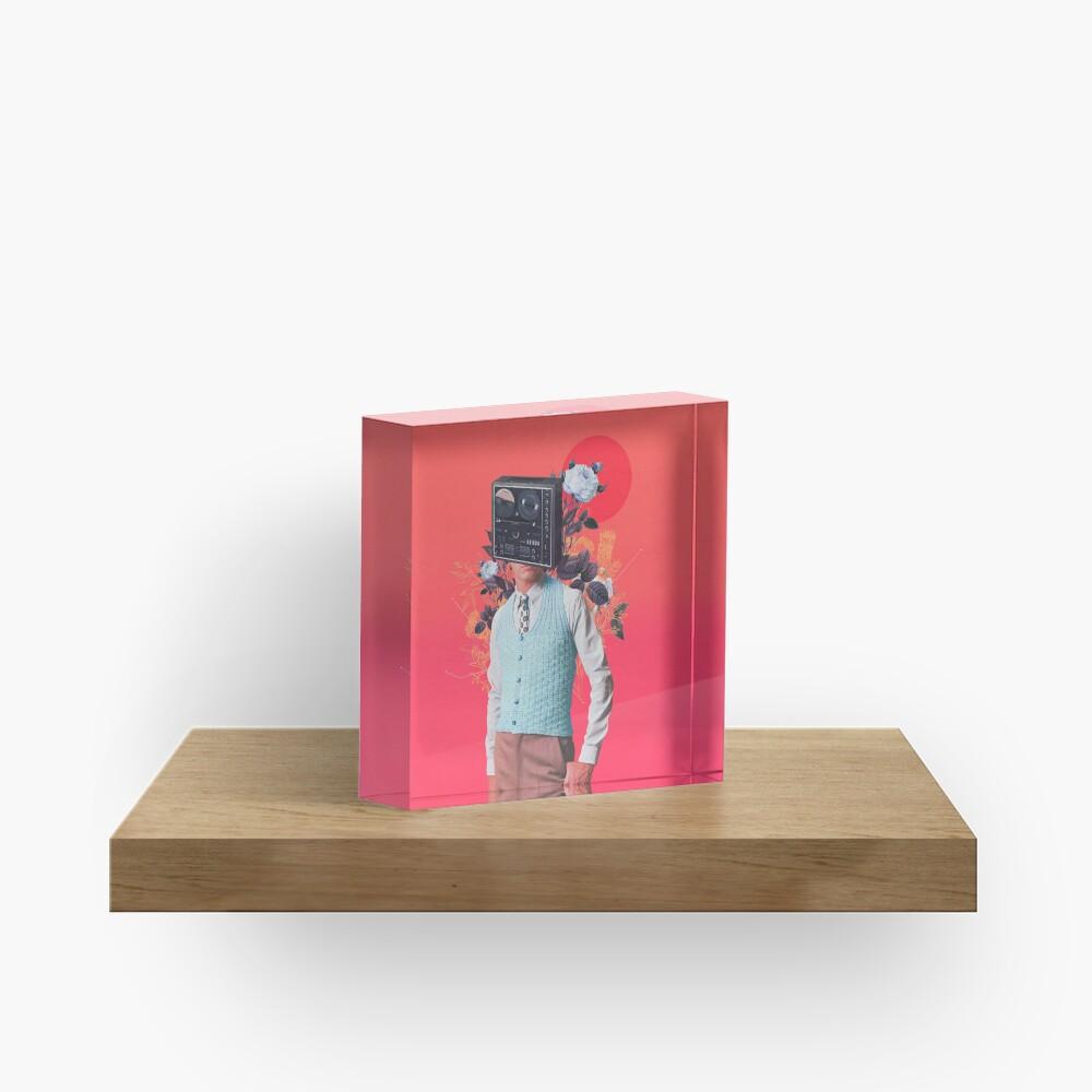 Phonohead Acrylic Block