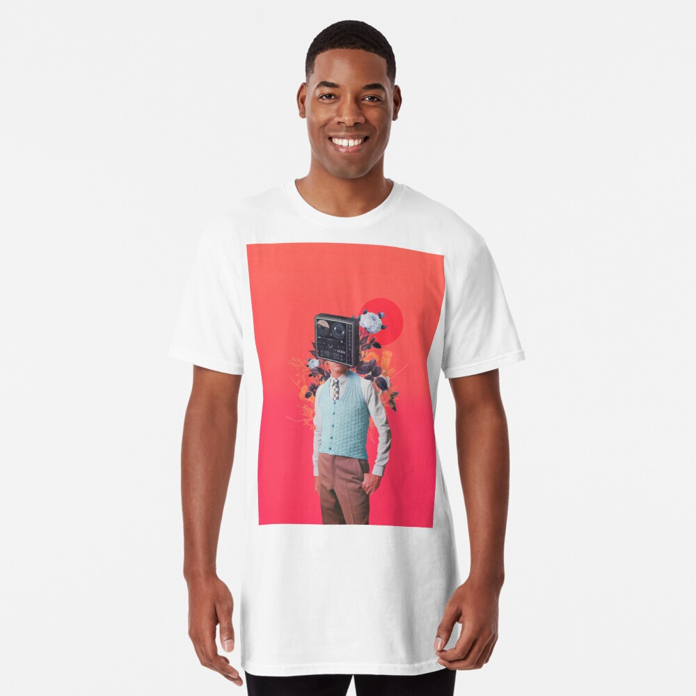 Phonohead Long T-Shirt