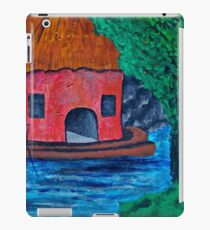 Angling for something iPad Case/Skin