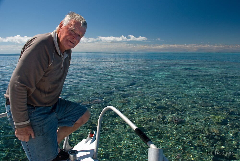Coral Watching on the Great Barrier Reef by Janette Rodgers