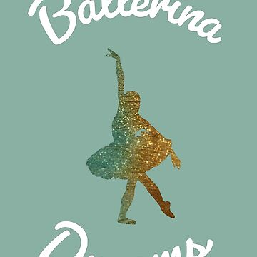 Ballerina Dreams by miniverdesigns