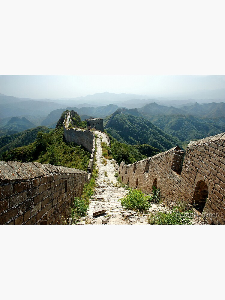 The Great Wall by PeterH