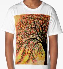 Cherry Tree Long T-Shirt
